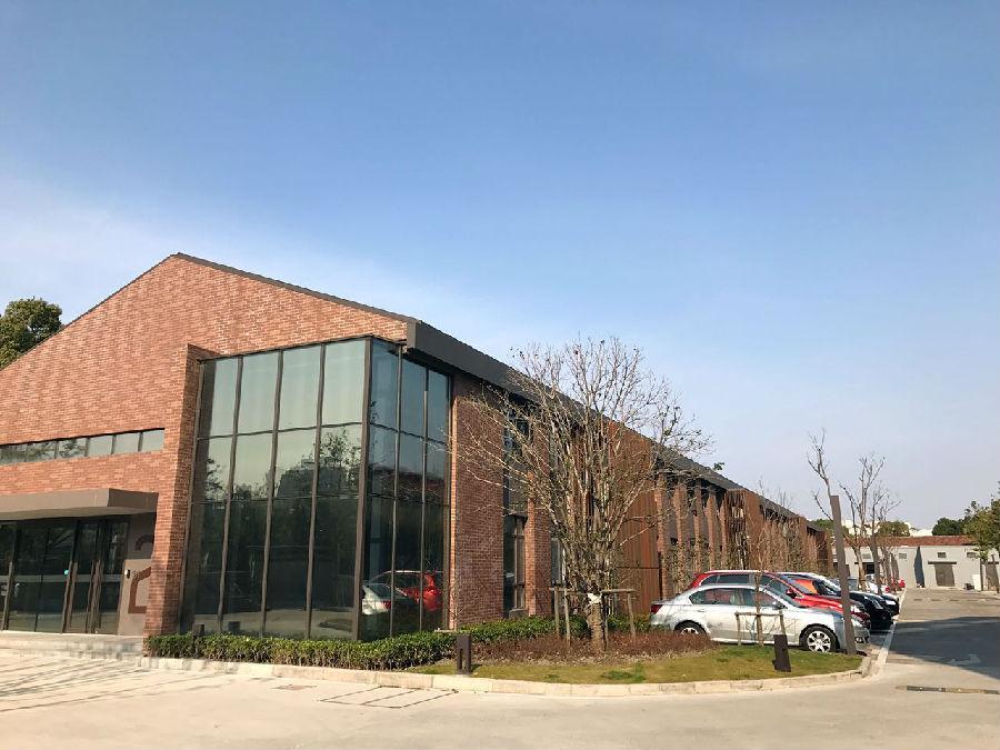 园区分布 一,杨浦区金融科技产业园       杨浦区纪念路8号,建筑面积